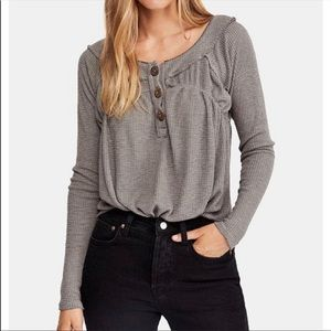 Free People High Low Thermal